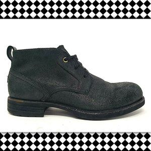 UGG Brompton Leather Ankle Boots